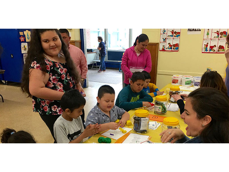District-Wide ENL Family Literacy Night