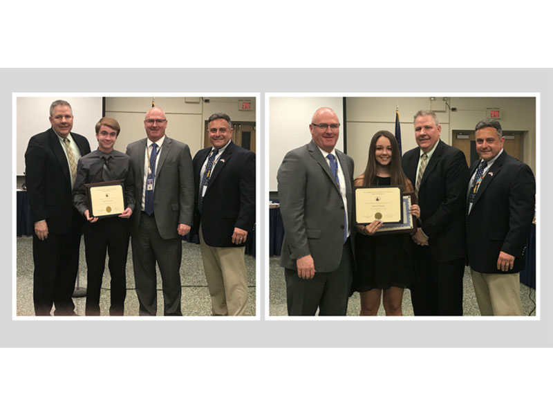 Exceptionally Dedicated Students Recognized