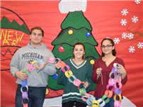 Holiday Happenings at Northport High School photo