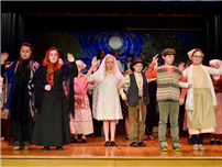 "Norwood Avenue Performs ""Fiddler on the Roof Jr."" photo"